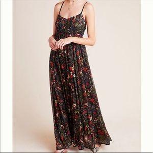 NWT Anthropologie Payal Jain Massima Maxi Dress XS